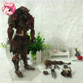 Anime Games Movie Aliens vs Predator Requiem Variant Action Figure Playarts figurine Toys Model Play arts