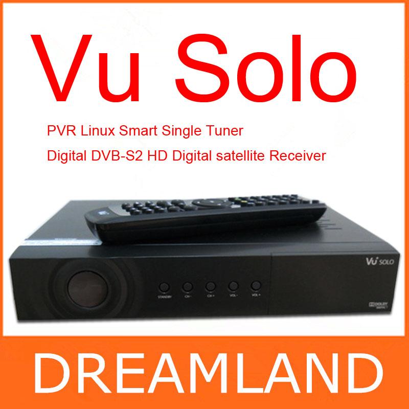 (10pieces/lot) Free Shipping 2014 Newest Vu Solo mini VU+ Solo VU Solo PVR Linux Single Tuner DVB-S2 HD satellite TV Receiver(China (Mainland))