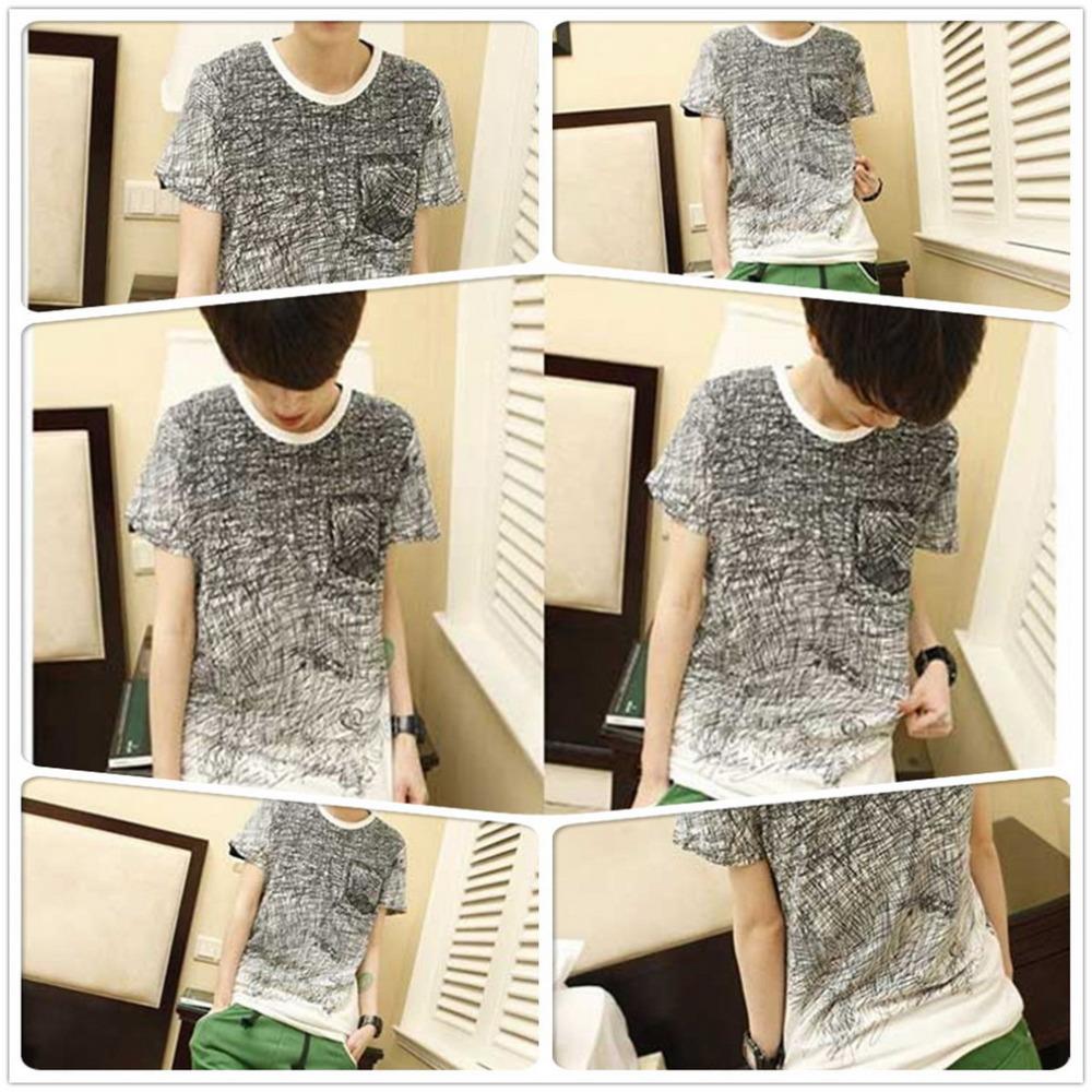 Мужская футболка New brand 2015 o женская футболка new brand 2015 o 8799