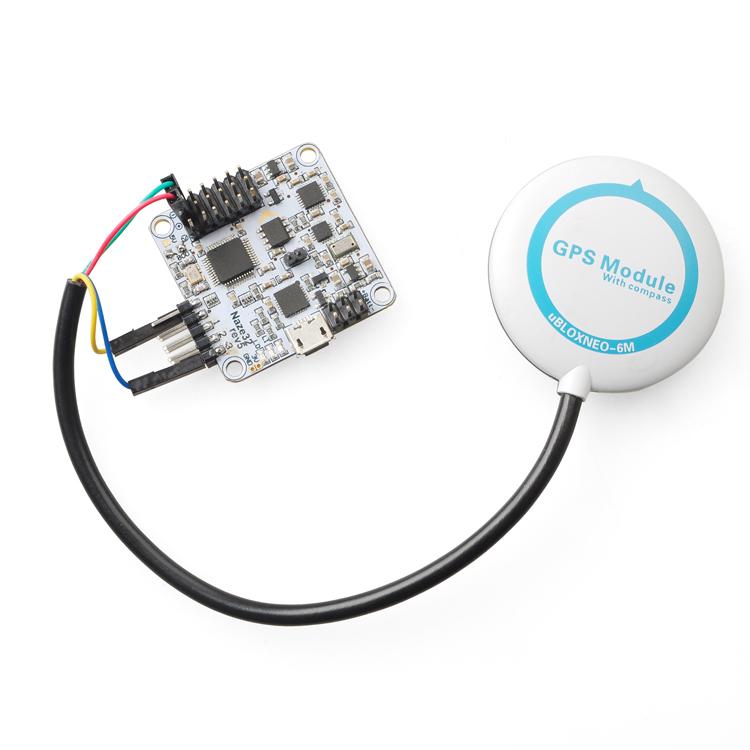 F16950/3 New Mini 6M GPS Module NEO-6M GPS for APM 2.5/2.6/2.8 / CC3D / PX4 PXI PIX / SP Racing F3 / Naze32 Flip32 DIY FPV Drone
