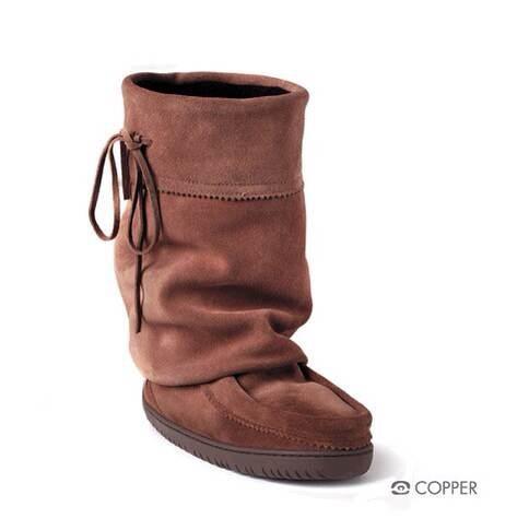 Manitobah Mukluks Canada Brand Beading HUNTER MID MUKLUK Sheepskin High Mid Calf Rabbit Fur Winter Snow Boots(China (Mainland))