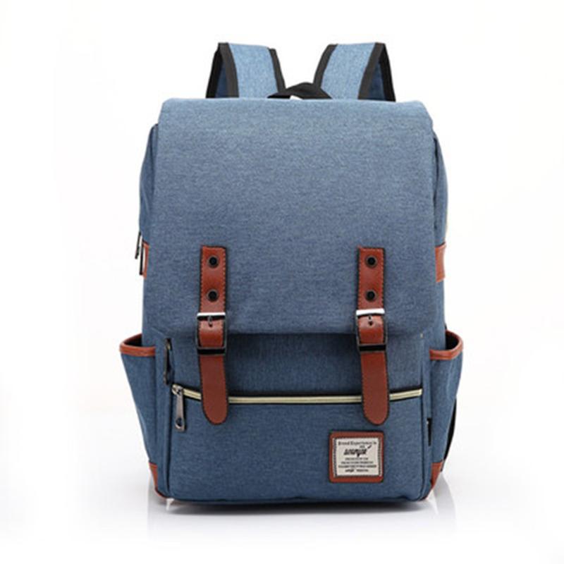 "2016 New Designed Brand Cool Urban Backpack Men Unisex Light Slim Minimalist Fashion Backpack Women 14"" 15"" Laptop Backpack(China (Mainland))"