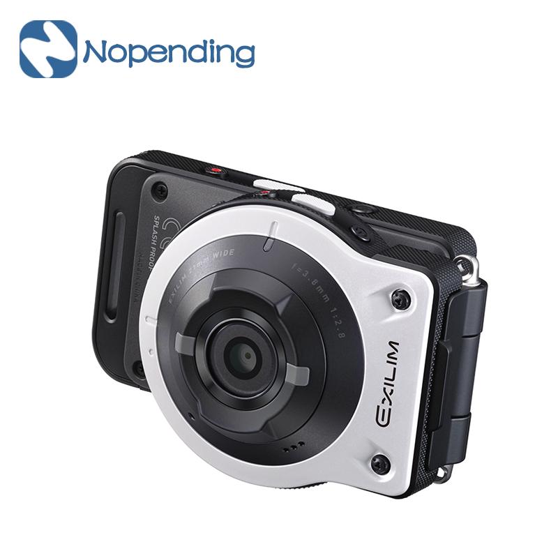 "NEW Original CASIO EX-FR10 Digital Camera 2.0"" Separable Action Camera 14MP Super Wide-angle F2.8 WiFi BT Action Sports Camera(China (Mainland))"