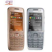 100% Original Nokia E52 Mobile Phone 3G Wifi Unlocked Russian Keyboard Arabic Keyboard E52 Cellphones(China (Mainland))