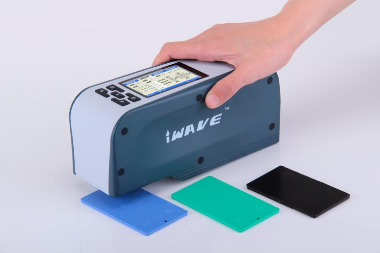 High Precise Colorimeter WF30 8mm Caliber Color Difference Meter CIELAB CIELCH Display Mode DEL*a*b Formula Color Meter Tester(China (Mainland))