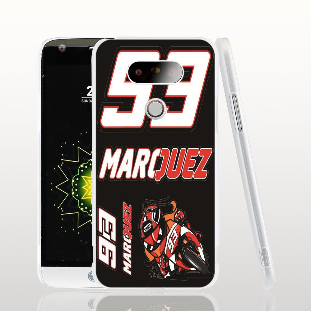 16173 MARC MARQUEZ 93 1 cell phone case cover LG G5 G4 G3 K10 K7 Spirit magna  -  ShenZhen DHSD Co.,Ltd store