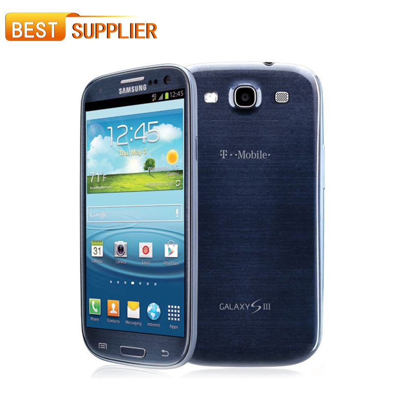 2016 Rushed Sale Original Samsung S3 i9300 Cell phone Quad Core 8MP NFC 4.8'' Touch GPS Wifi GSM 3G Unlocked Refurbished Phone(China (Mainland))