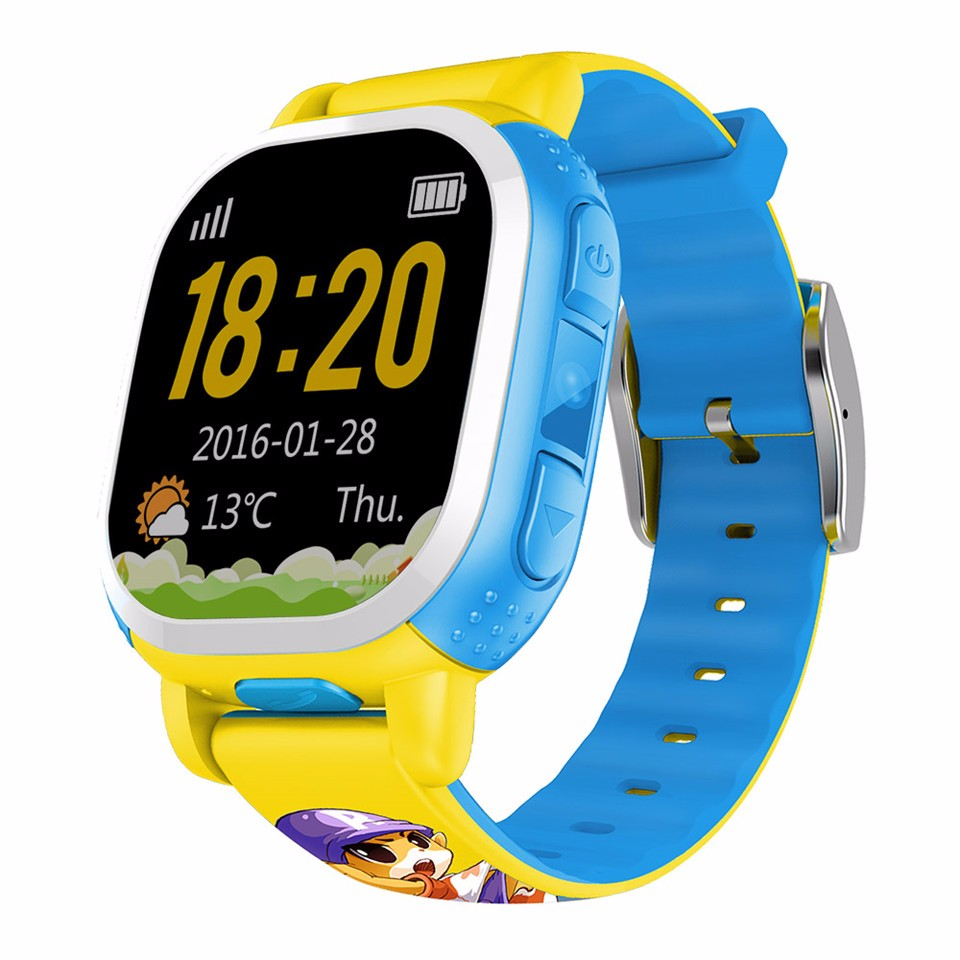 New Kids Smart Watch Tencent qq Watch qqwatch Anti Lost Security GPS Tracker SOS Call wifi Finder GSM Camera Antilost Wristwatch(China (Mainland))