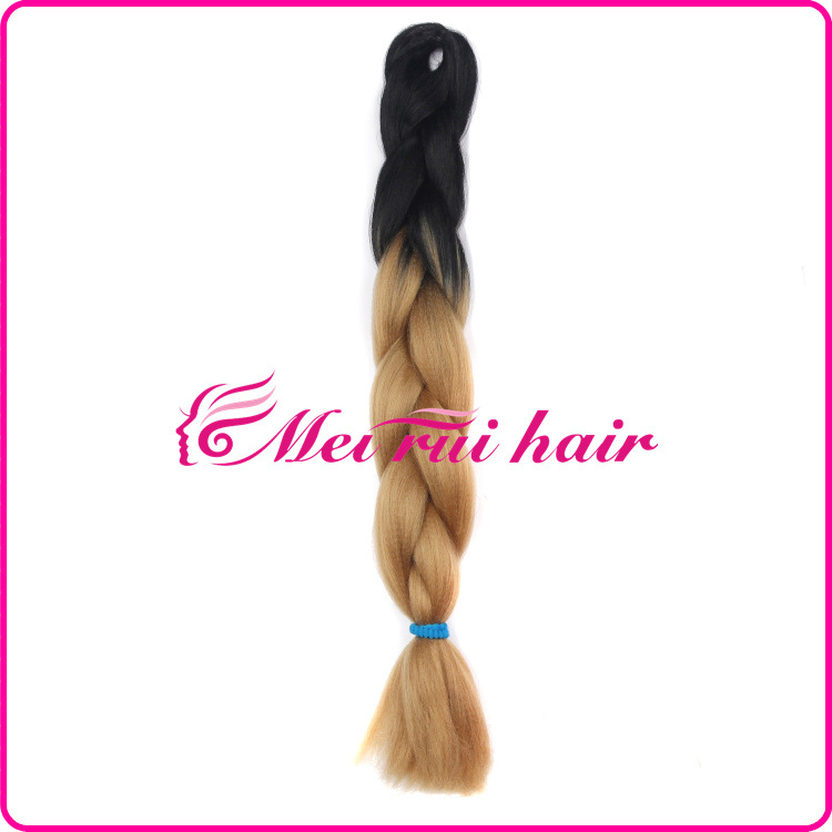Export Africa Color Black Braid Braid Small Dirty Yellow To Black Gradient(China (Mainland))