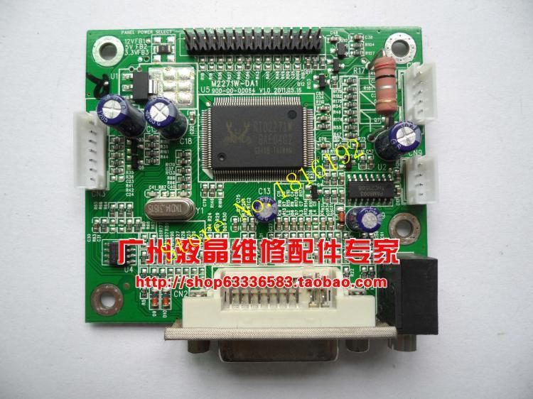 Free Shipping JY215C / OB LCD driver board M2271W-DA1 900-00-00054 V1.0 Motherboard(China (Mainland))