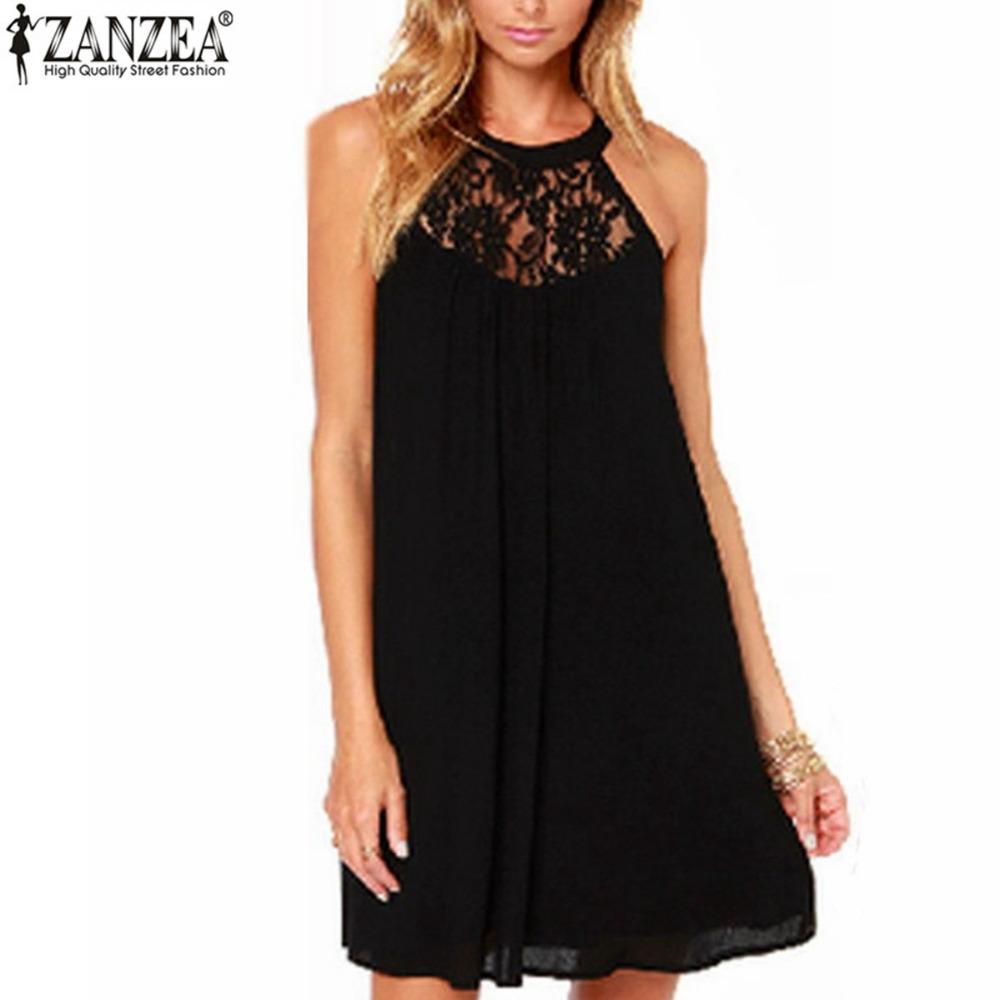 Summer Style 2016 Zanzea Fashion Women Sexy Lace Patchwork ...