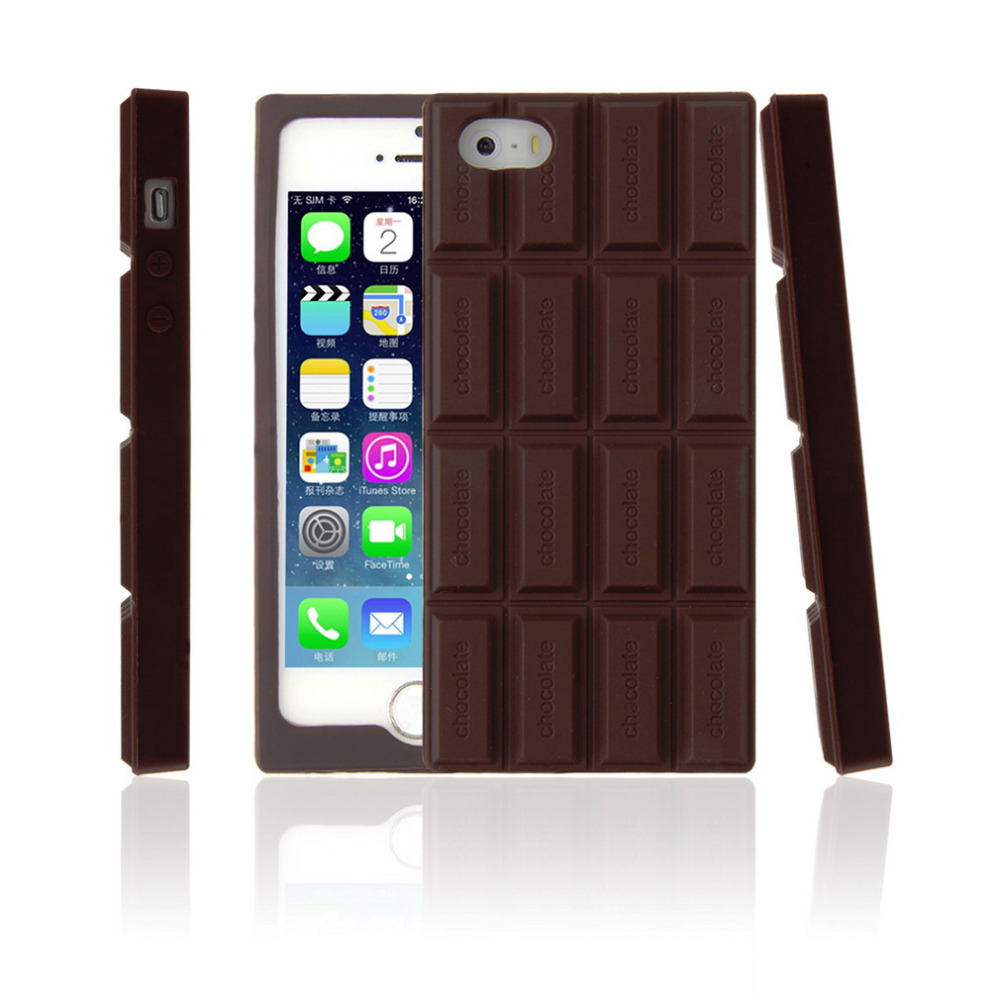 Iphone chocolate bar reviews online shopping iphone for Case 3d online