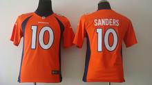 All stitched Youth Denver Broncos Kids children 94 DeMarcus Ware 7 John Elway 58 Von Miller 88 Demaryius Thomas 30 Anthony Davis(China (Mainland))