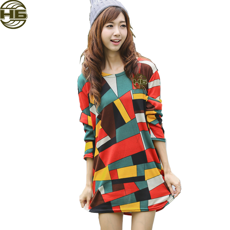 XXL 3XL 4XL Large Plus Size Sweater Dress Winter 2015 ...