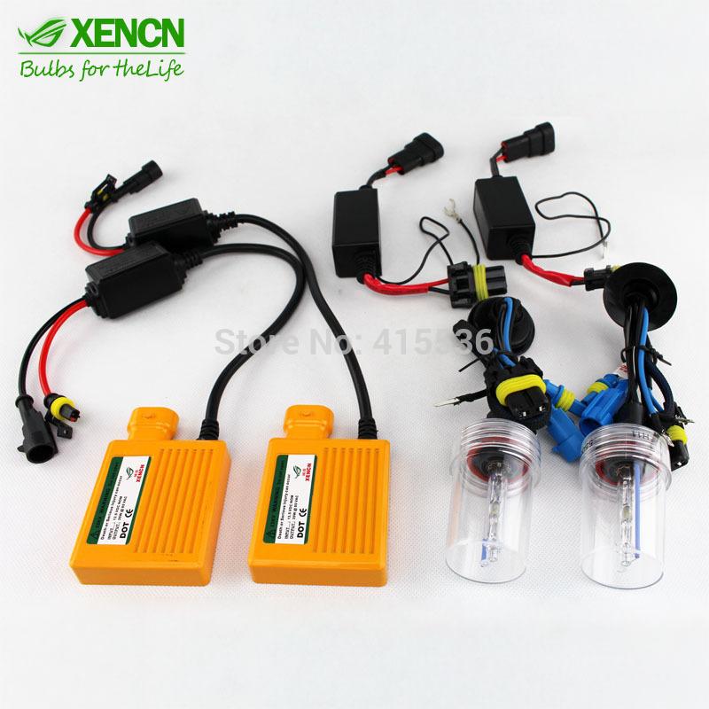 Top Quality XENCN H11 12V 35W 5500K HID XENON SYSTEM DC12V(China (Mainland))
