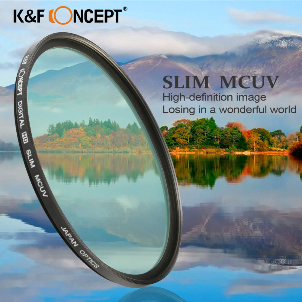 67mm Slim MC UV HD Protector Protection Lens Filter For NIkon D7000 D3200/For Canon(China (Mainland))