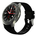 Android Smart Watch 3G DM368 WristWatch 1 39 AMOLED Display Quad Core Bluetooth 4 0 GPS