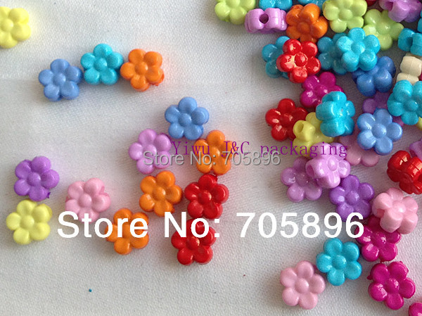 "Free Shipping--400pcs DIY Flower Button,Baby Shower Table Decoration,children's ""Rainbow"" themed party(China (Mainland))"