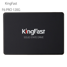 Hot! 2016 KingFast Model F6 Pro SSD 120GB High Speed Solid State Drive SATA3 6Gb/s 2.5 Inch 7mm SSD(China (Mainland))