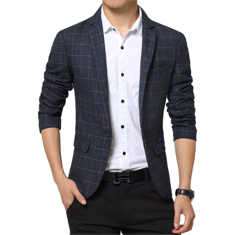 Casual Blazer Jacket for Men Promotion-Shop for Promotional Casual