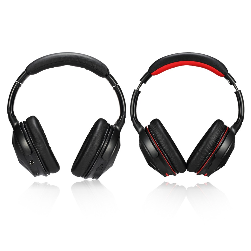 AUSDOM M04 Wireless Wired Bluetooth Stereo Headphone Noise canceling with Mic High Bass Quality for Phones Tablet Computers(China (Mainland))