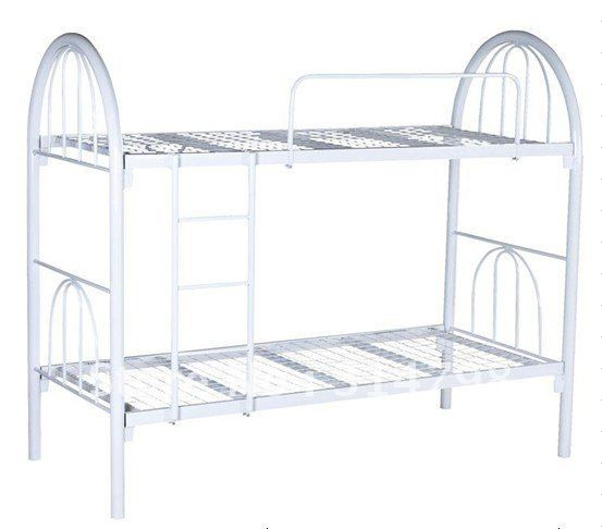 Hot sale Metal Bunk Bed Steel Bunk Bed made of steel with