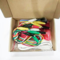 MK Set Deluxe Kit with USB Cable Dupond Line Alligator Clips for Children Free Shipping