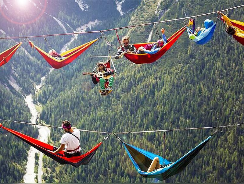 Online kaufen gro handel h ngen innenh ngematte aus china for How to install a hanging hammock chair indoors