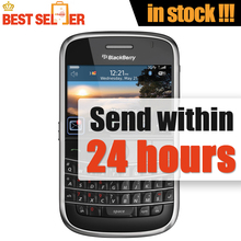 9000 Original phone blackberry 9000 QWERTY Keyboard GPS Wifi 1GB ROM black/white color unlocked cell phones Free shipping(China (Mainland))
