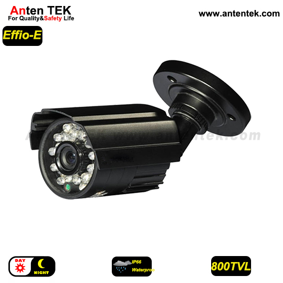 !Anten AT-CR802EFE 1/3 inch Sony CCD 700TVL Effio-E 3.6mm Lens Outdoor CCTV Camera - Anten TEK Electronic Mall store