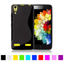 For Lenovo K3 S LINE Silicone Soft Case For Lenovo Lemon K3 K30 k30-t k30t K30-W K30W Plastic Rubber Matte Cover Cell Phone Case