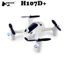 Hubsan H107D+ 6-Axis Gyro Mini Drone 2.4G RC Drone FPV Quadcopter with Camera RTF & Altitude Hold Function Headless Mode