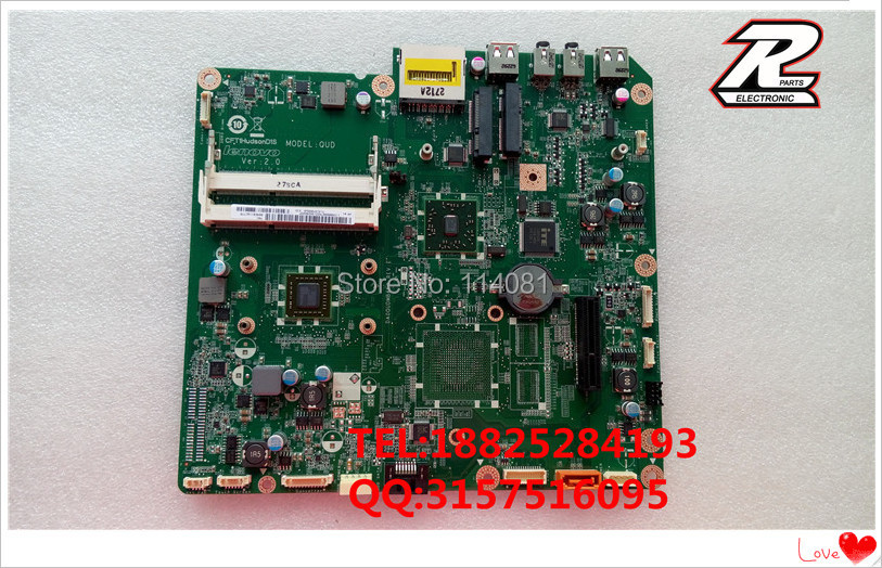 For Lenovo C325 DA0QUDMB6E0 system motherboard with cpu E450 Professional wholesale 100% tested working<br><br>Aliexpress