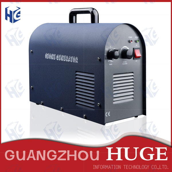 Newest EXW Price 5g Ozone Generator Air Purifier With Domestic Pantent For Air Sterilization(China (Mainland))