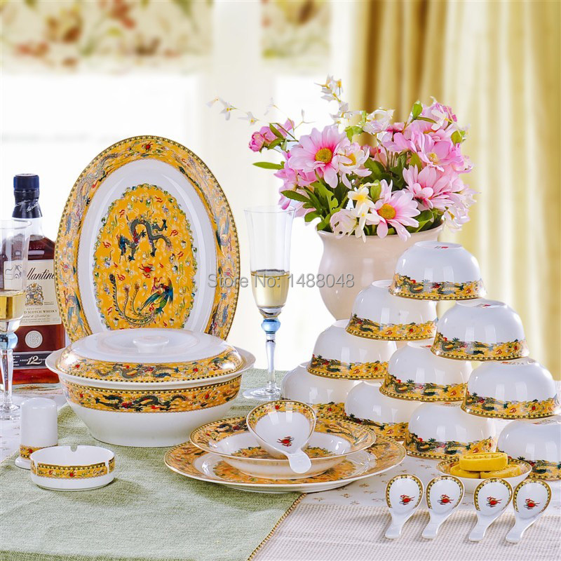 bone china dinnerware set chinese style dinnerware set tableware bone