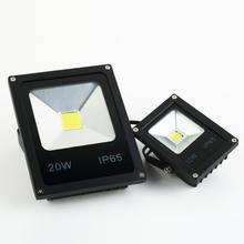 1pcs 10W LED Floodlight Wash Light Garden Lamp Outdoor 1000lm 85-265V Brand New(China (Mainland))
