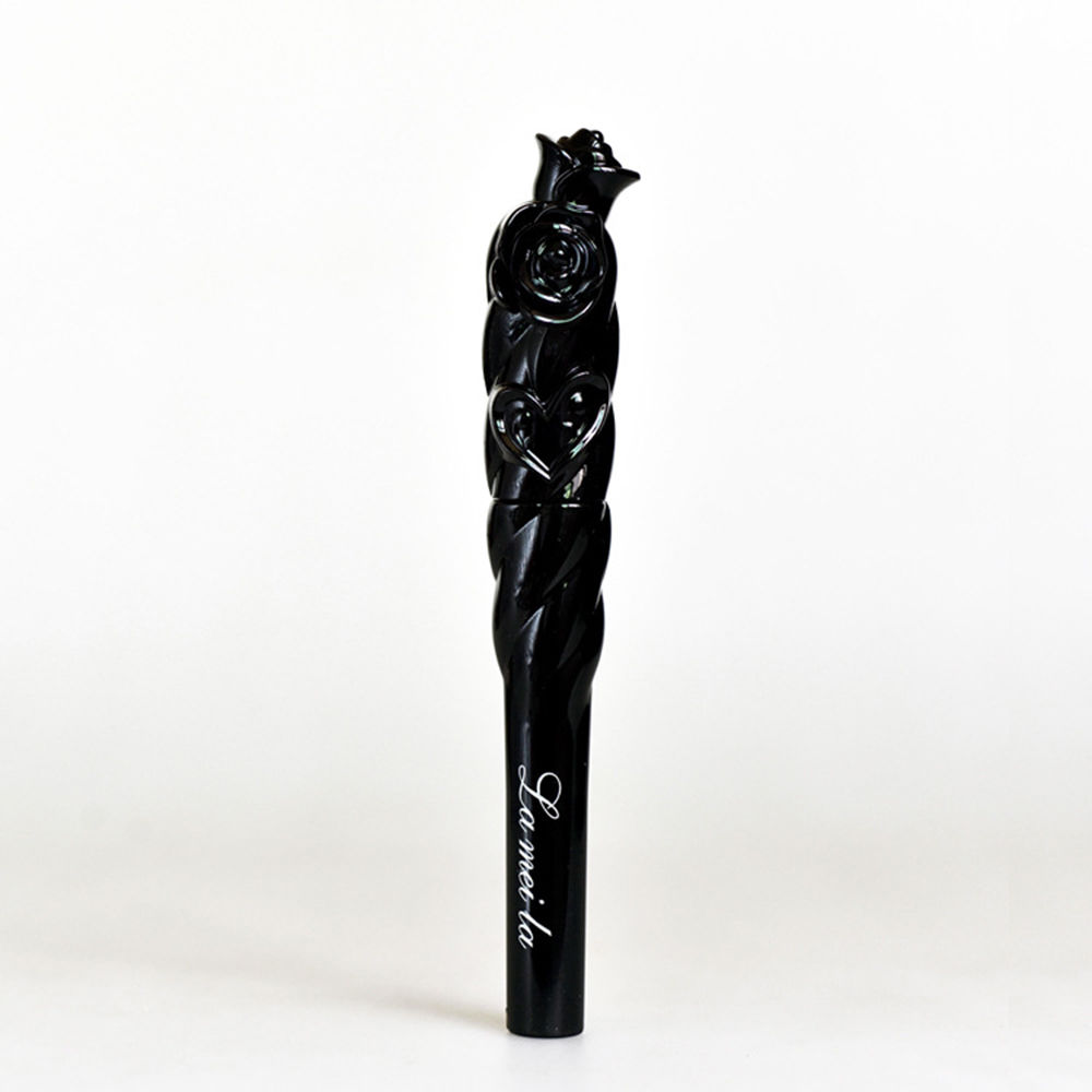 Rose Curling Thick Lengthening Mascara Waterproof Super-Black Long Lash Mascara