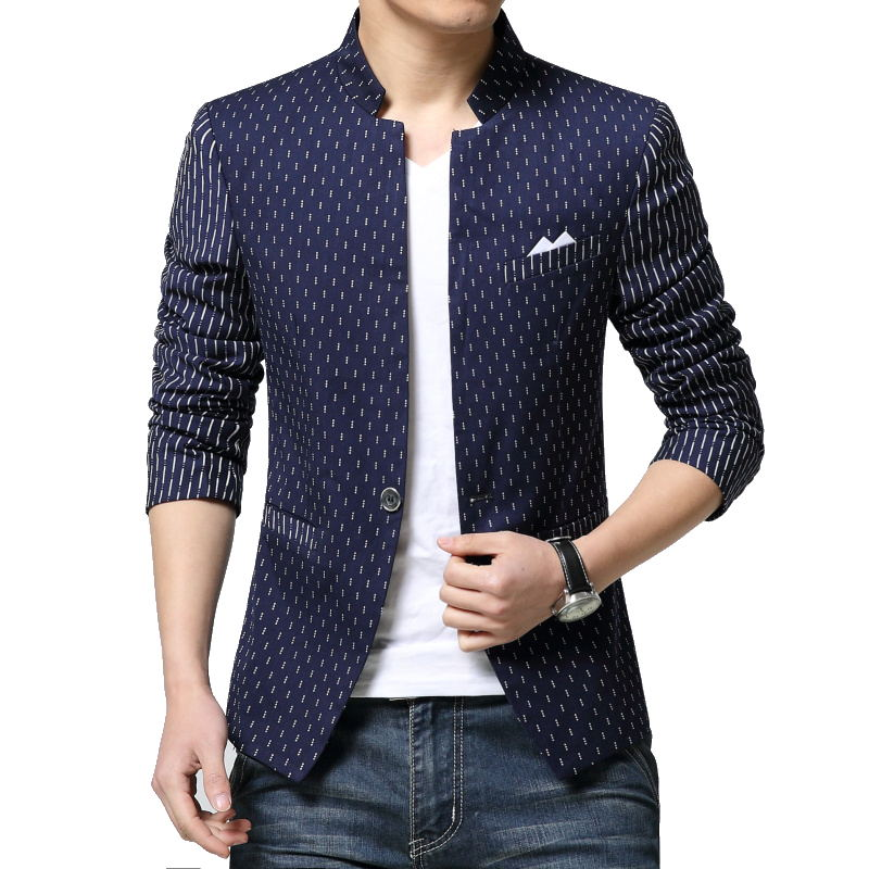 Online Get Cheap Slim Fit Blazer for Men -Aliexpress.com | Alibaba ...