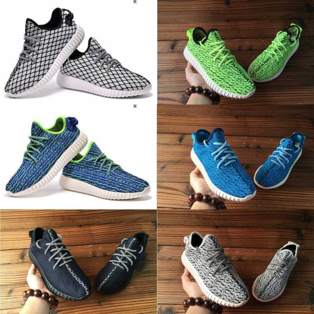 2015 New Fashion Brand Sneakers Men Women Casual Breathable Yeezy 350 Boost Shoes Top Quality Sports Shoes size 36-46(China (Mainland))