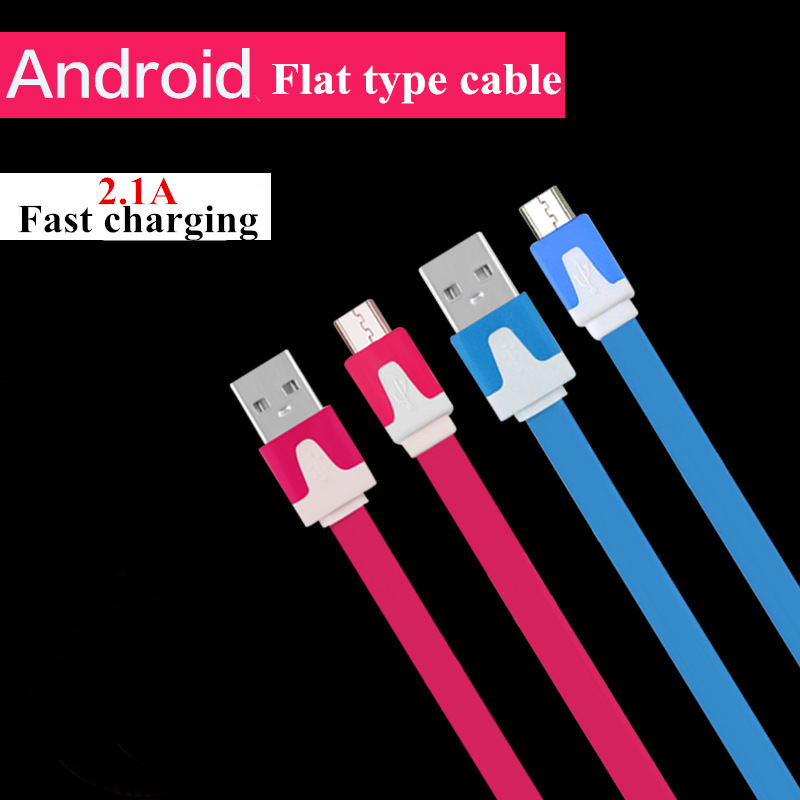 Micro USB Cable Coiled Charger Data Sync Cable Cord For Samsung Galaxy Cell phones(China (Mainland))