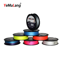 100m Multifilament PE Braided Wires Fishing Line Super Strong 4 Stands For Fishing Tools Ponds Fly Fishing Thread(China (Mainland))