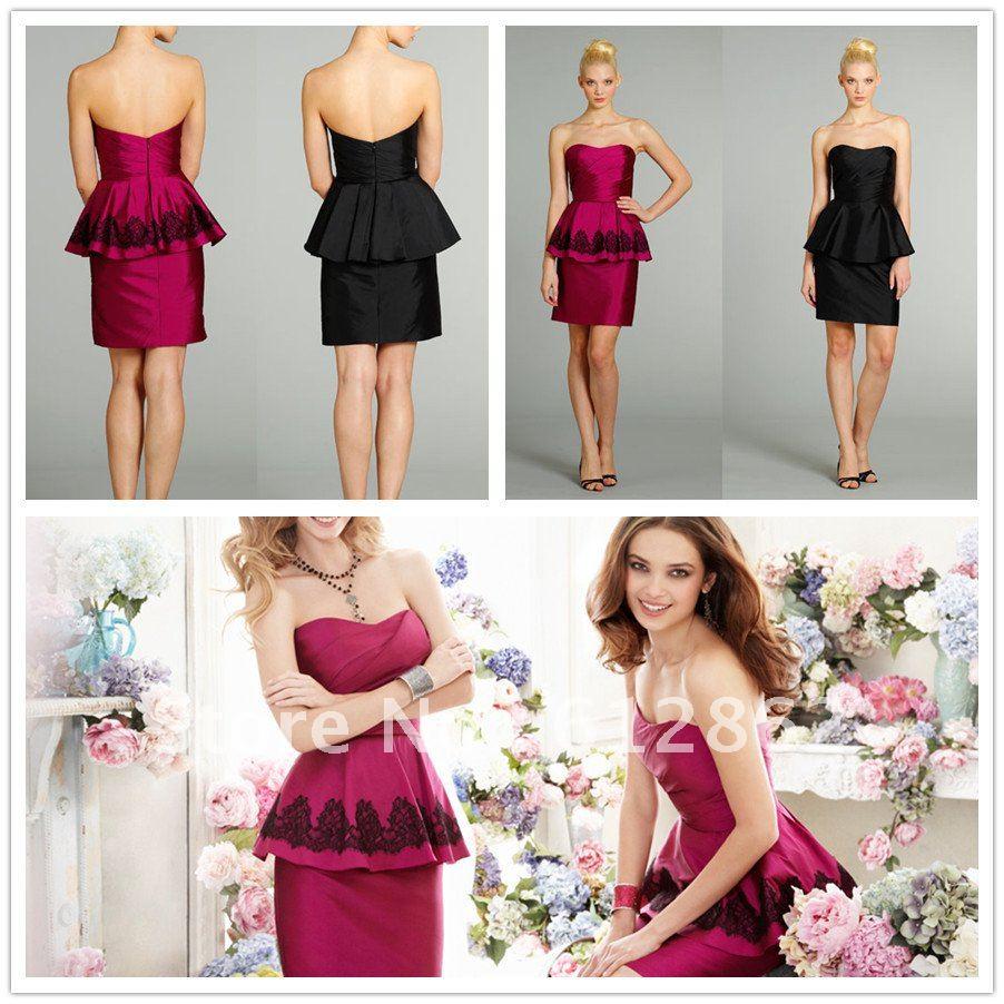 Popular Patterns Bridesmaids Dresses-Buy Cheap Patterns ...