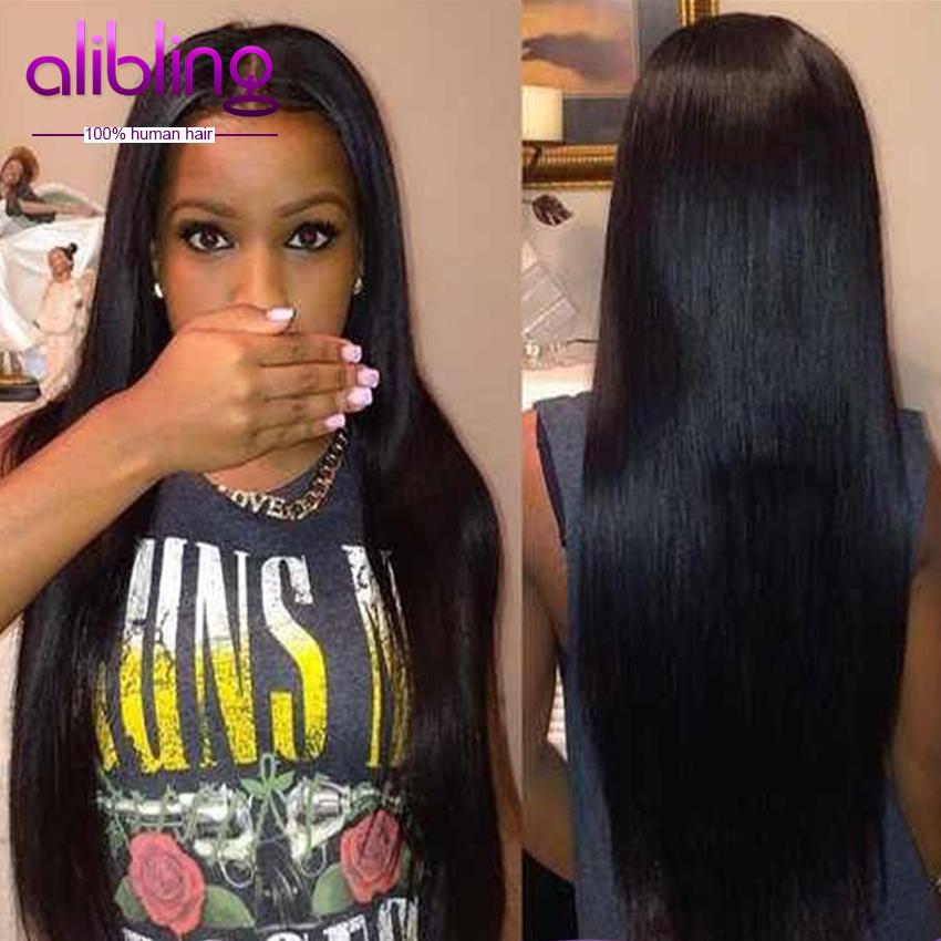 2016 Hot Sale Ali Bling Queen Hair 7A Brazilian Virgin Hair Straight Weave 5 Bundles Deals Cheap Brazilian Human Hair Straight(China (Mainland))