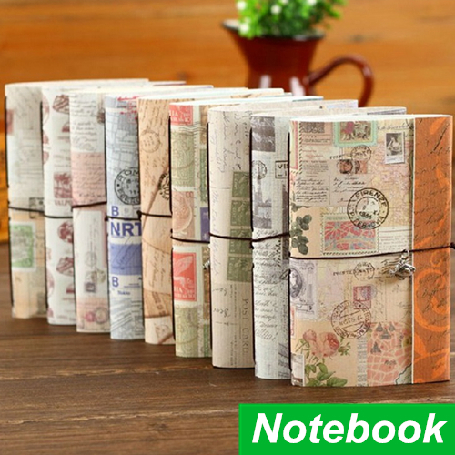 2 pcs/Lot Soft copybook Notebook Vintage Business note book Agenda Diary stationery office accessories School supplies 6639(China (Mainland))