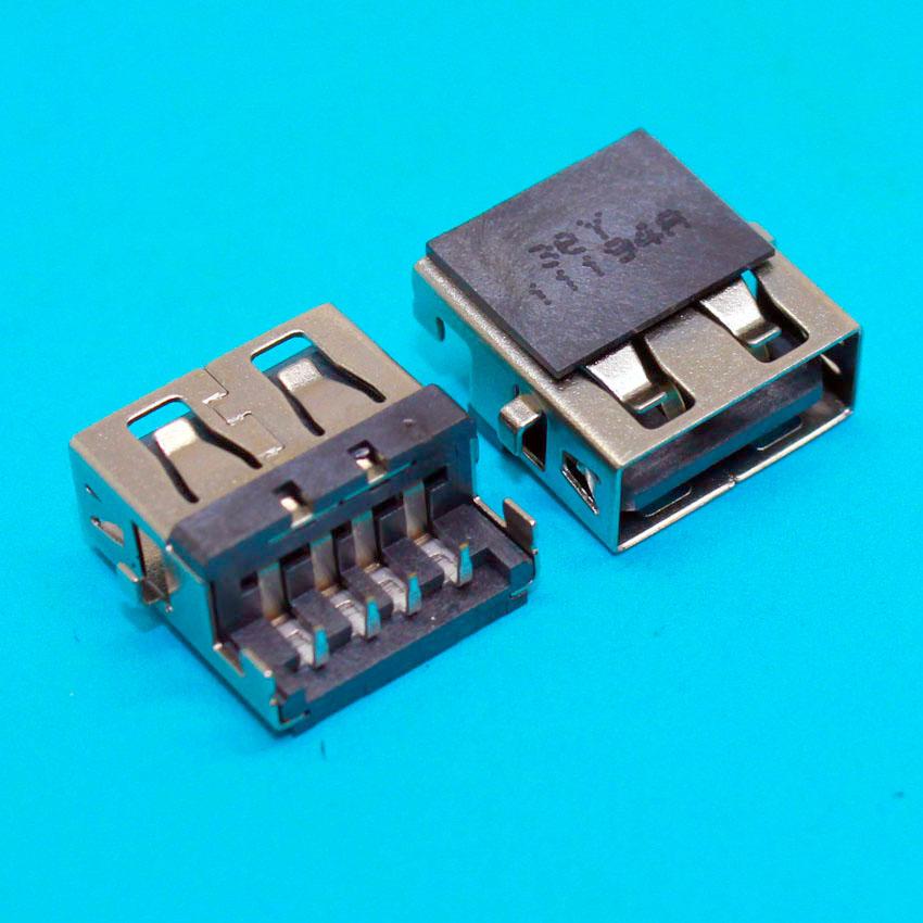 15pcs/lot Original new laptop USB connector USB Jack for Lenovo E46A E46L HP G4 G6 G7 Samsung etc USB Port 2.0 USB Interface(China (Mainland))