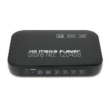 Full HD 1080P USB HDD Media Player HDMI VGA MKV H.264