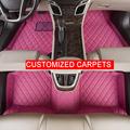 Custom Car Floor Mats Made for Lexus ES250 ES240 350 GS300 350 LS430 460 600 RX270