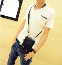 Sports Men waist bag fanny pack waist pack Cigarette Packaging Small Shoulder Messenger Bag Multi purpose