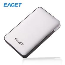 Original EAGET 500GB HDD 2.5 External Hard Driver USB 3.0 High-Speed Shockproof Universal Hard Drives Laptop Computer Hard Disk(China (Mainland))