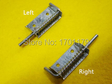 Distribution cabinet door latch bolt iron latch bolt spring galvanized crude(China (Mainland))